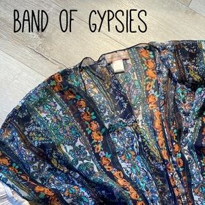 Band of Gypsies Kimono